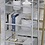 Thumbnail: Powder Coated Wire Metal Trolley