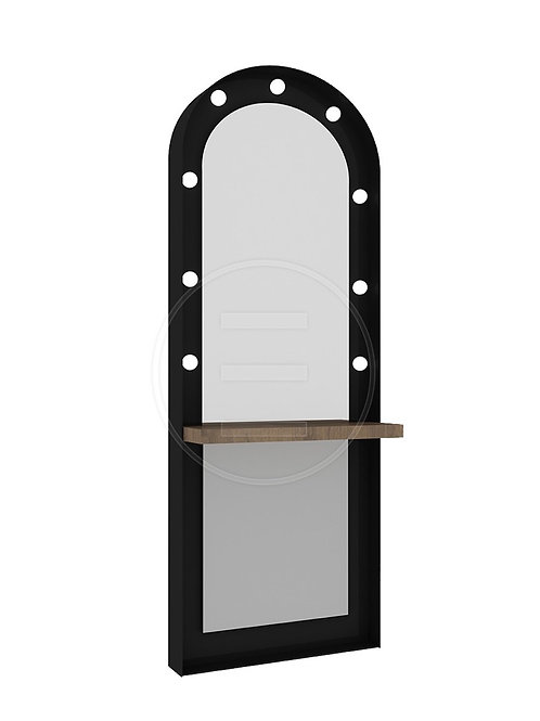 Noir Makeup Mirror