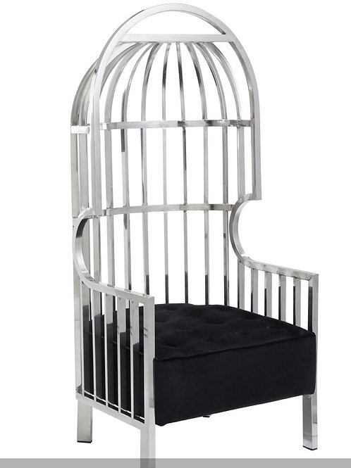 Caged Porter Chair