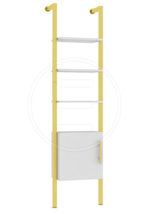 Glam Cabinet ladder