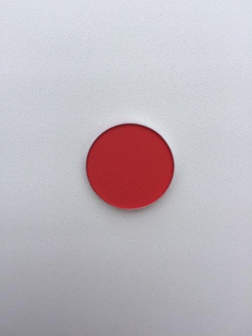 MATTE 11 - POPPY RED