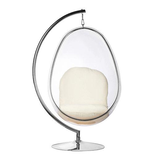Egg Chair (Chrome Frame)
