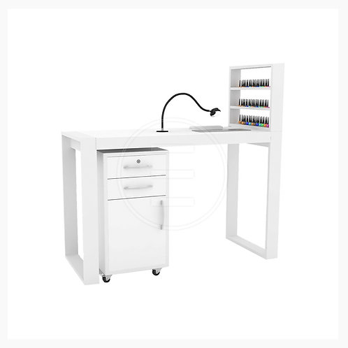 Vega Single Manicure Table