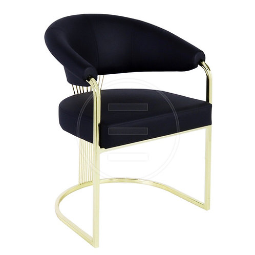 Tiffany Gold Seat