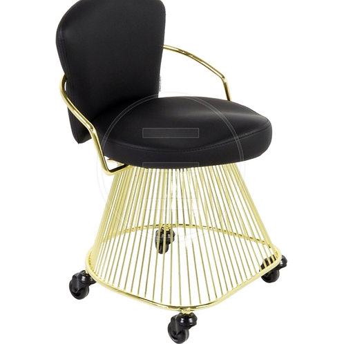 Grace Gold Pedicure Seat