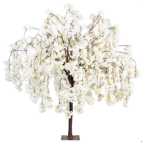 Artificial Wisteria Blossom Tree 125cmm
