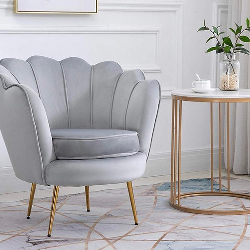 Scallop Tub Armchair