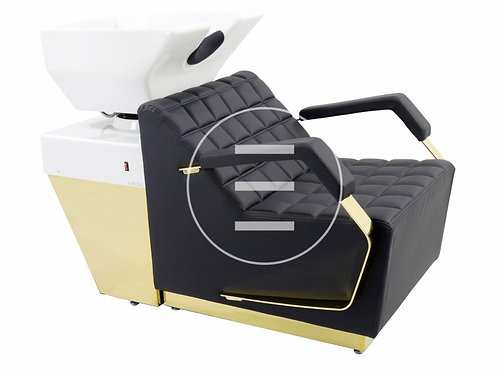 Hall Wash Gold with Electric lift Leg