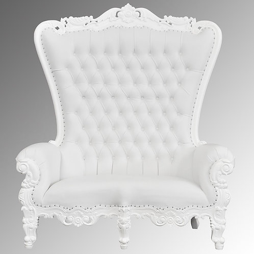 Double Seater Throne Chair