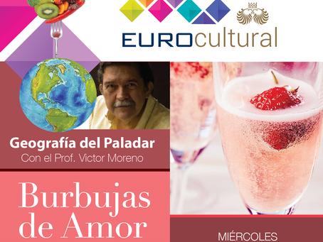 """""""Geografía del Paladar con Burbujas de Amor"""" llega al Eurobuilding Hotel & Suites Caracas"""