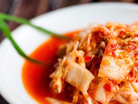 Kimchi, el superalimento que favorece la digestión