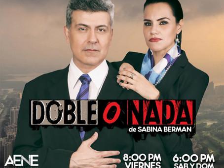 """""""Doble o nada"""" estrena nueva temporada en el Trasnocho Cultural"""