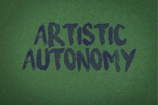 Artistic Autonomy - Green Brook Electronics Online Affiliates