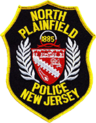 North Plainfield, New Jersey Police Badge