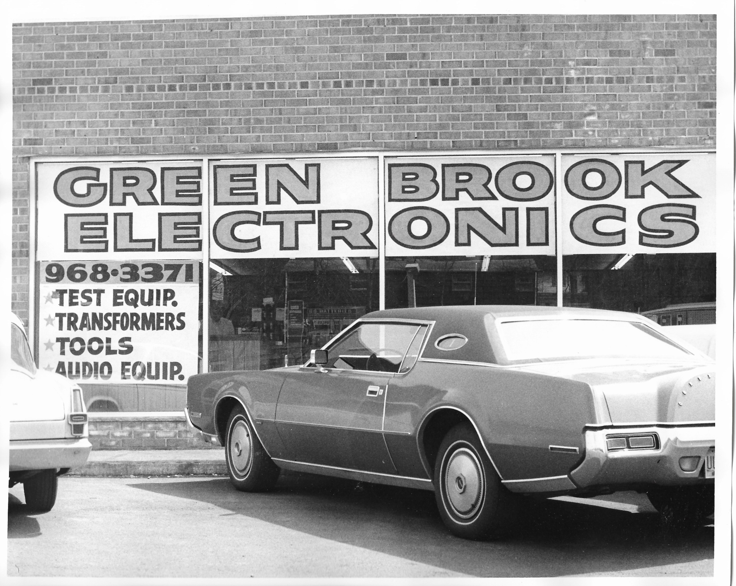 Green Brook Electronics 1974