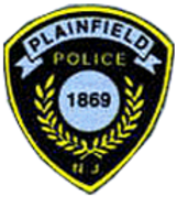 Plainfield, NJ Police Badge