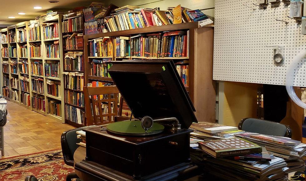 Green Brook Electronics Bookstore
