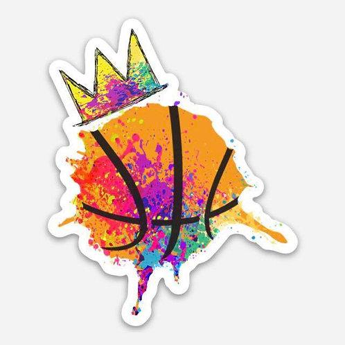 OG Bball Sticker