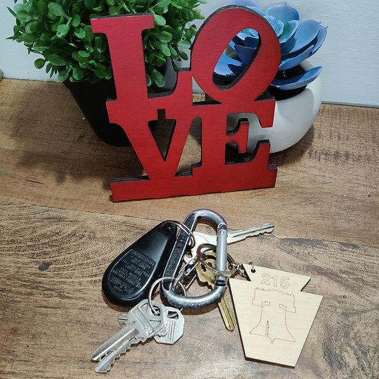 215 Keychain