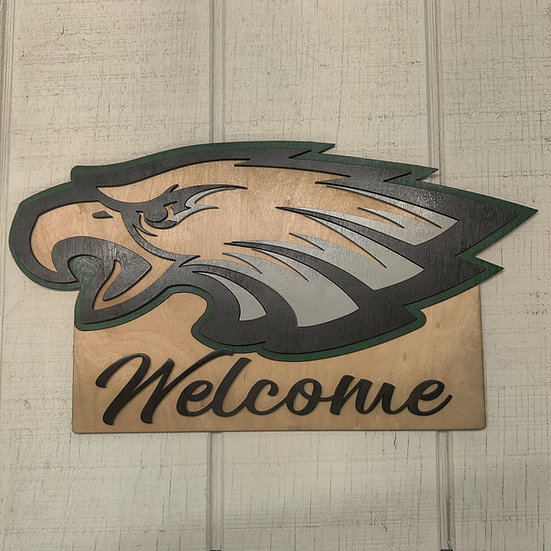 Eagles Welcome