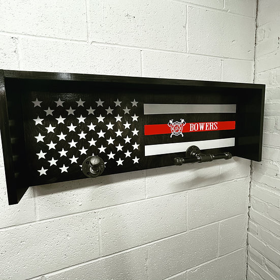 Thin Red Line Duty Rack
