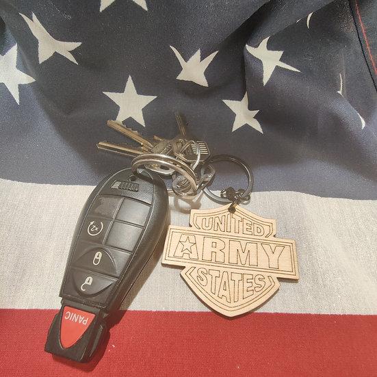 US Army Harley