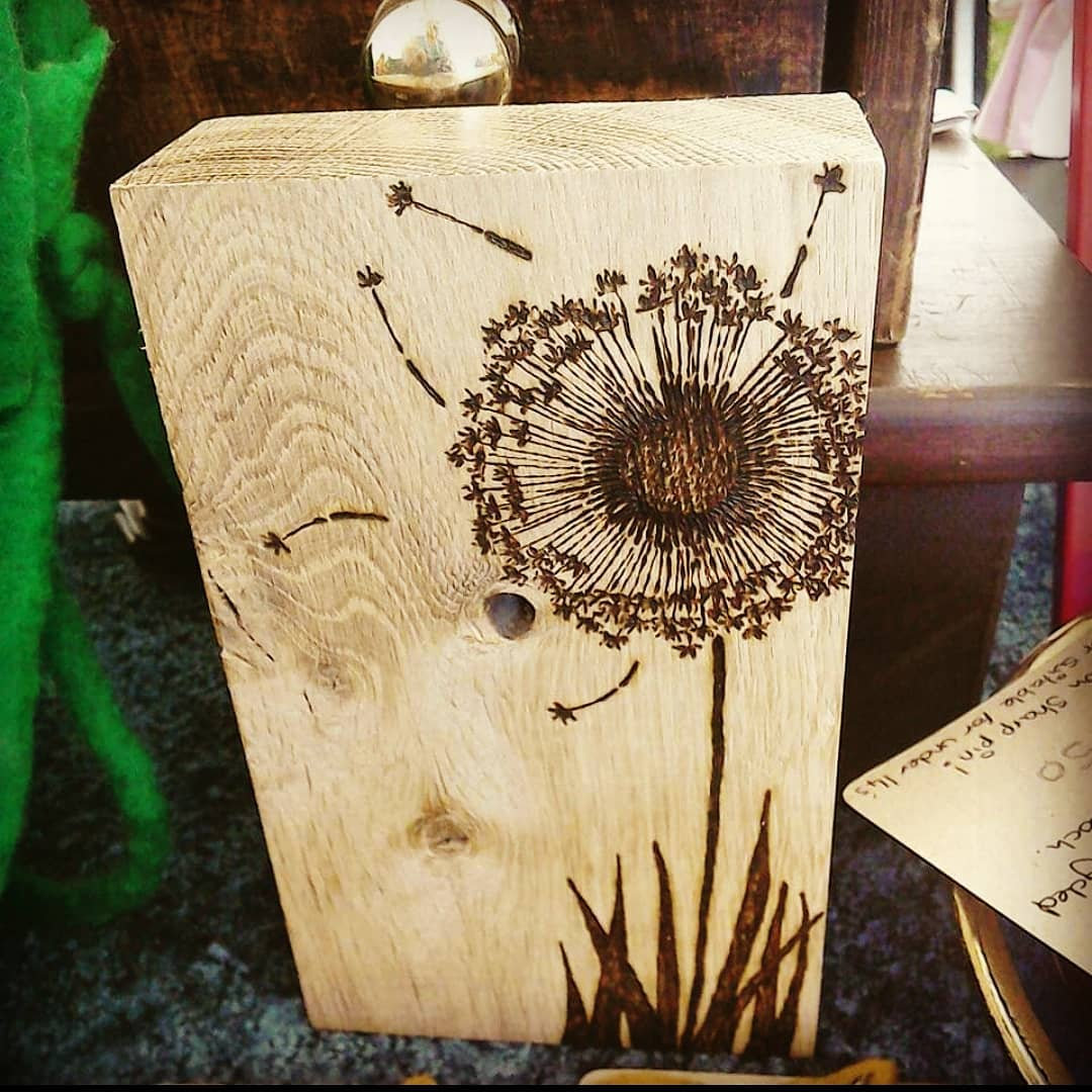 Pyrography Tuition