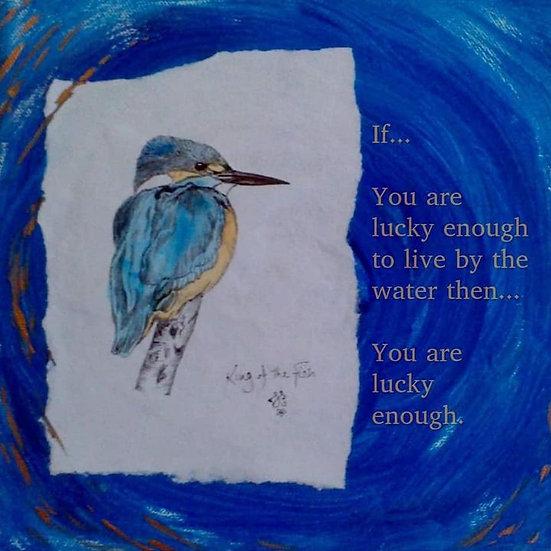 Kingfisher Lucky Mug