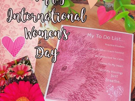 Happy International Women's Day