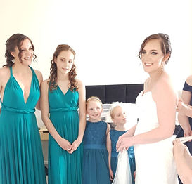 Wedding in Dunedin