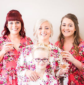 bridesmaids makep