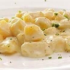 housemade potato gnocchi quattro formaggio