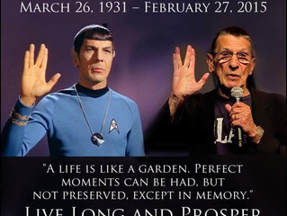What does Race Relations & Bullying Have to do with the Star Trek Legacy?