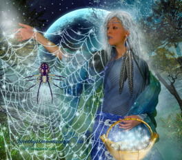 Spider Grandmother Archetype