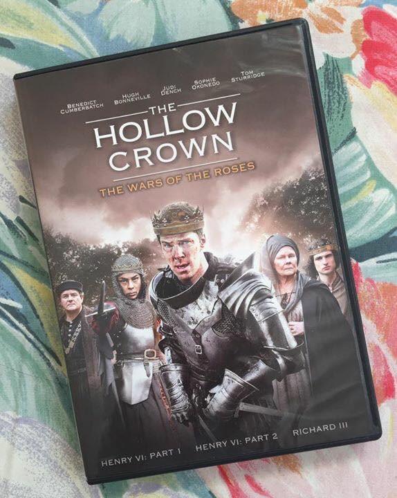 英國廣播公司拍的莎士比亞三部曲Hollow Crown