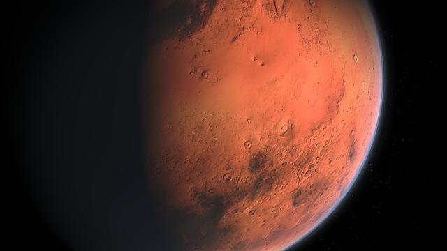 火星在12星座