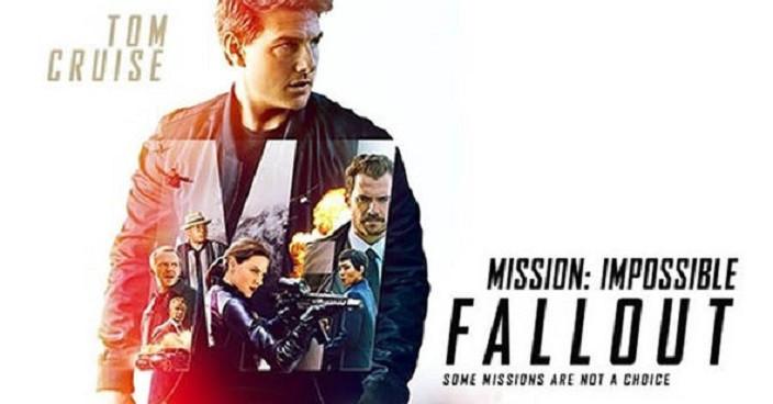 名如其人,人如其盤?Tom Cruise - Mission Impossible