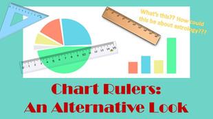 Chart rulers: An alternative look