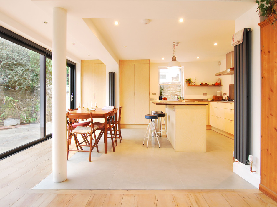Townhouse extension recently completed - See blog for news
