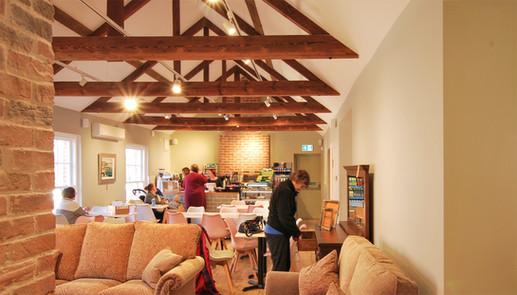 Community cafe at SOPHA