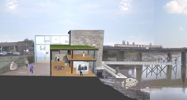 Newport castle proposal