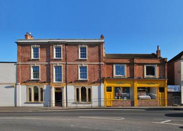 4 Unit housing scheme in Somerset