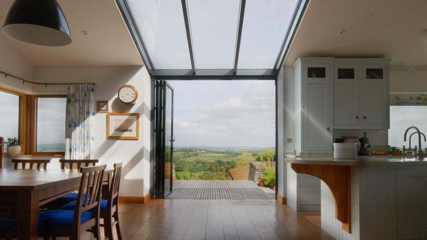 Barn Conversion - Interior view 02