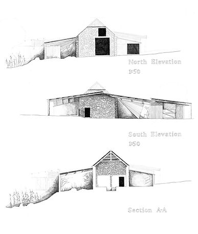 Measured survey drawings