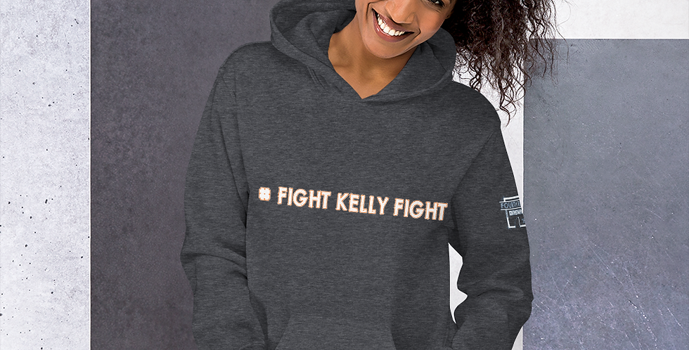 Fourth Room Brewing #fightkellyfight Unisex Hoodie