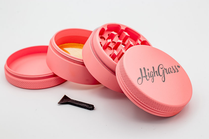 Heart Of Gold Limition Edition Matte Pink