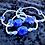 Thumbnail: Blue Ribbon Awareness Bracelet