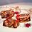 Thumbnail: Burgundy Ribbon Awareness Bracelet