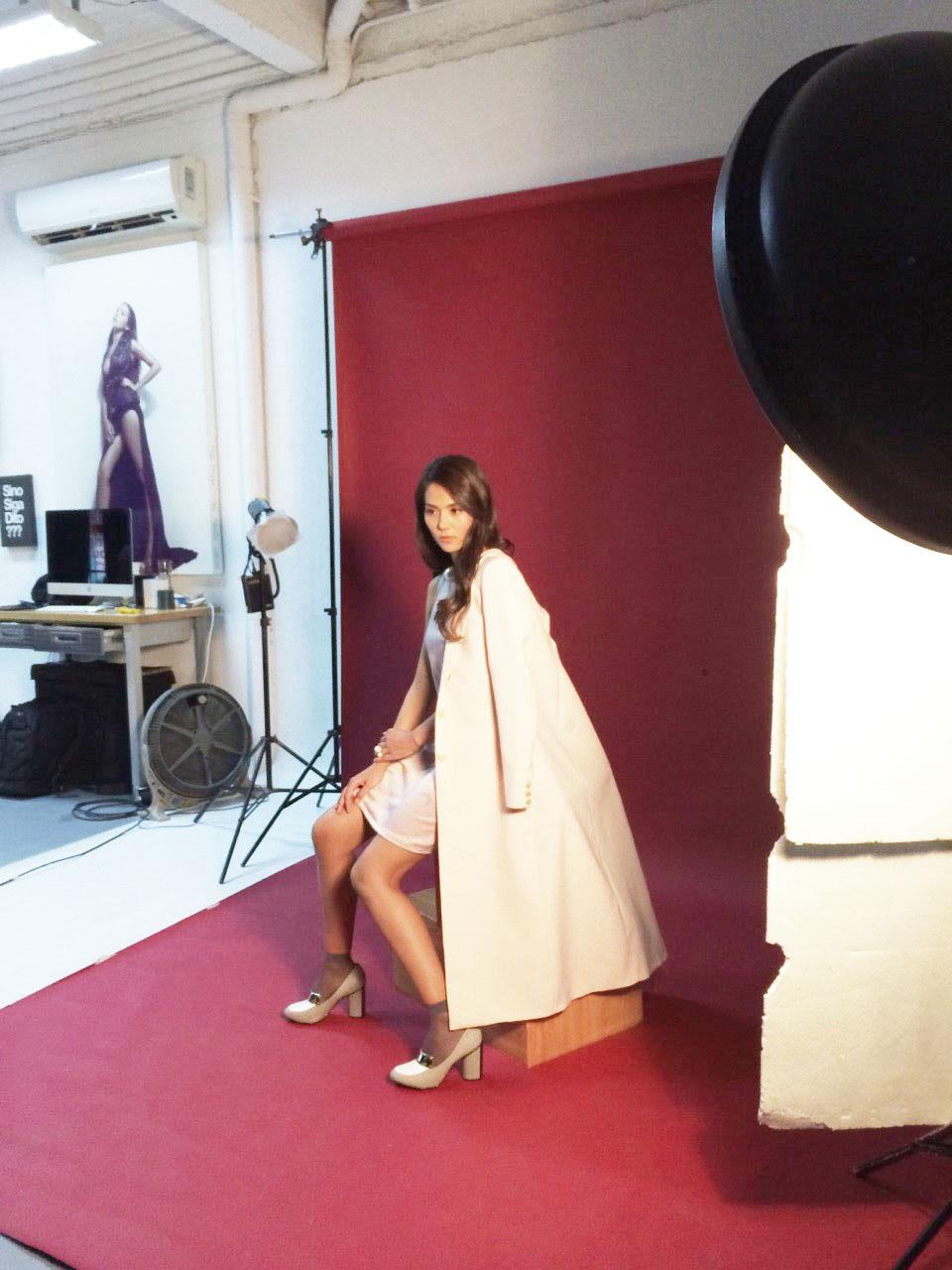 Vanessa Matsunaga for SM ad