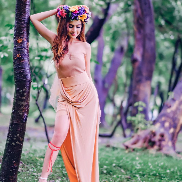 Pia Danielle Padres Photoshoot Alyssa de